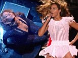 'I want you to put your fists up': Beyonce invites fans for a sneak peek at her Mrs Carter Show Tour in new video