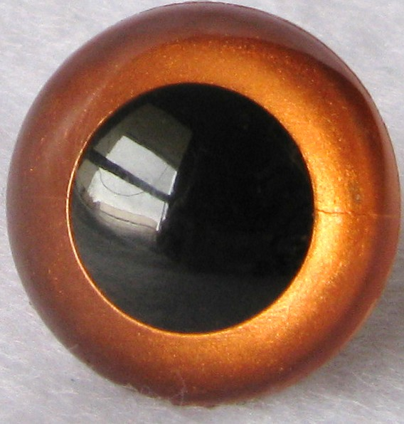 Shimmer Opaque Suncatcher Crart Animal Eyes
