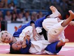 Day 4: Action from the Judo finals at ExCeL