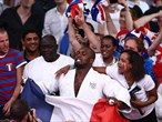 Teddy Riner of France wins gold