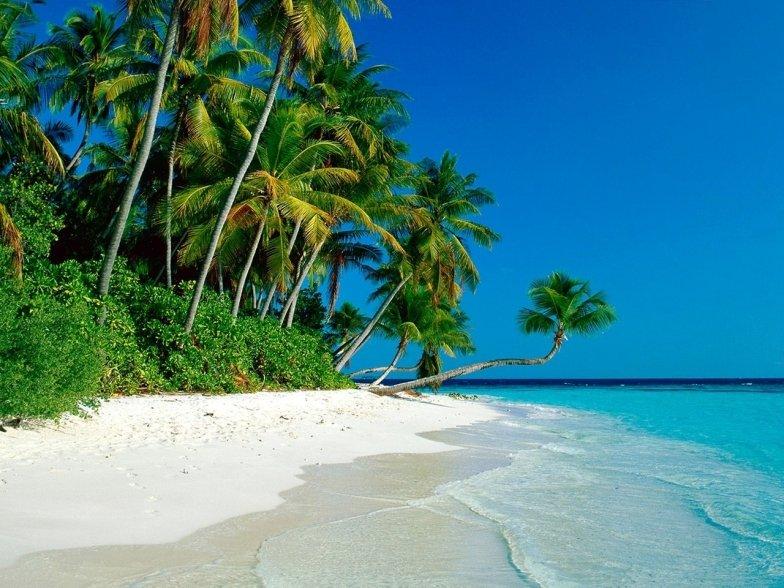 пляжи мира фото