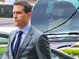 Reese Witherspoon's husband Jim Toth returns to work five days after DUI arrest... and makes sure to drive carefully this time