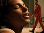 And fire they made! Alicia Keys will have fans needing fanning with her sensual and sultry new music video The Fire We Make, with Maxwell