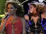 Superstar Beyonce