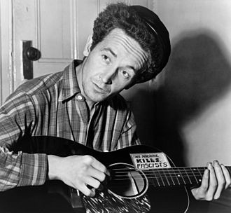 "Woody Guthrie: ""This Machine Kills Fascists"""