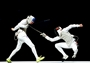 Men's Team Foil event at London 2012