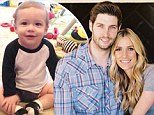 Full-on family woman! Kristin Cavallari gushes over son and fiance as she shares pictures of her two main men