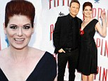 A Smashing couple! Will Chase and Debra Messing shine at Broadway opening of Pippin
