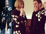 Great minds think alike! Marc Jacobs and Anna Wintour snapped wearing identical Prada fur coats to Great Gatsby premiere