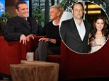 'We are very excited': Vince Vaughn announces wife Kyla Weber's second pregnancy during Ellen appearance