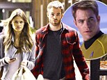 Not Pining for each other anymore? Chris Pine and girlfriend Dominique Piek 'split'