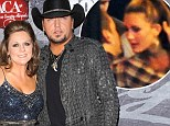 It's over! Jason Aldean 'splits from wife' months after being caught in a clinch with American Idol flop Brittany Kerr