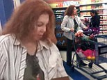 Bargain hunter! Frugal Jackie Stallone goes shopping at 99 cents store just months after heart attack