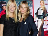 Did Cameron once give Gwyneth's bikini line a forced trim? How old Diaz interview lines up with Paltrow's new admission that she works a '70s vibe' downstairs