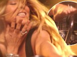 Mariah Carey kicks her heels off in preview for Beautiful music video