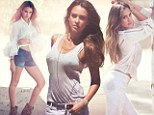 'I wore a double corset day and night for three months': Yummy mummy Jessica Alba reveals the 'brutal' secret behind her post-baby body
