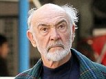 From Manhattan with love: Sean Connery, now 82, takes a walk out and about