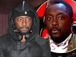 I hate my tummy: Will.I.Am has some body insecurities