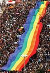 """gay rights movement <span class=""""identifier"""">(political and social movement)</span>"""