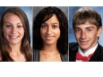 2013 Valedictorians in the Hudson Valley.