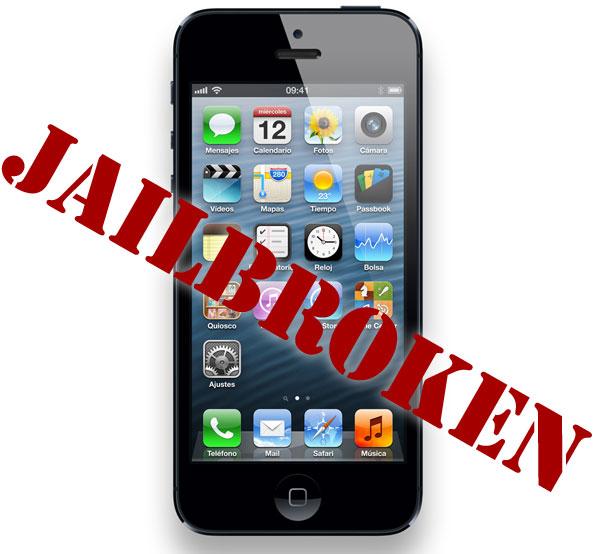 Jailbreak iPhone 5