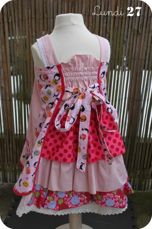 Une robe merveilleuse !