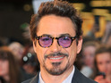 Robert Downey Jr. attends the 'Marvel Avengers Assemble' European Premiere held at the Vue Westfield White City