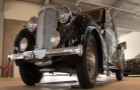 Winston Churchill's Car Up For Auction