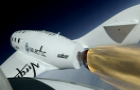 Virgin Galactic's SpaceShipTwo Takes Off