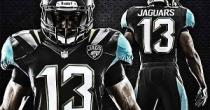 Jacksonville Jaguars Uniforms: New Jerseys And Logo Revealed For NFL Team [PICTURES]