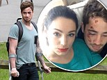 'I am a very lucky boy... I can't believe I am not dead': A newly tee-total Danny Cipriani speaks for the first time after bus smash