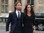 'Stressful situation': Tamara Ecclestone is embroiled in a row with fiancé Jay Rutland's ex Sacha Hopkins who, it is claimed, is jealous of her