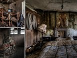 From a decaying bedroom to an abandoned kitchen table, Dutch photographer Niki Feijen has captured the crumbling remains of former family homes