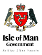 Isle of Man Government Crest