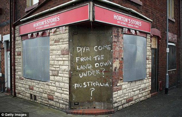 Unattractive: The council is desperate to fill and fix up the derelict buildings and turn the fortunes around for the crime-ridden area