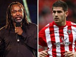 Reginald D Hunter/Ched Evans