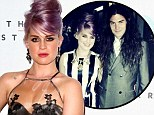 'When I have a ring on my finger, then you'll know I'm engaged': Kelly Osbourne is NOT set to wed boyfriend Matthew Mosshart