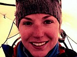 American climber Melissa Arnot