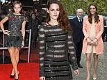 Winner: Kristen Stewart has been declared the world¿s best-dressed woman