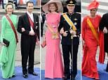 Inauguration fashion parade