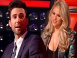 'I'm an idiot': The Voice judge Adam Levine admits he was outfoxed by Shakira as axed singer steals the show in knockout round
