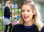 Snapping back into shape! Peaches Geldof shows off her already slim post-baby body... just FIVE DAYS after giving birth to son Phaedra