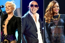 Pink, Pitbull, Rihanna: Whose Top 10 Duet Is Best?
