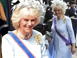Camilla, Duchess of Cornwall,