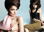 Rose Byrne appears topless on Manhattan magazine