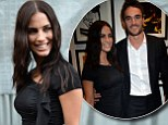 Making every event a date night: Jessica Lowndes and beau Thom Evans attend art exhibition dressed to impress