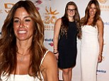 I'm with mom! Real Housewives star Kelly Bensimon treats 15-year-old daughter Sea to a gala night out