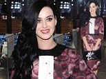 Katy Perry attended the Great Gatsby pre-premiere cocktail party