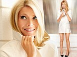 'Chris had to explain Blue Peter to me!' Gwyneth Paltrow opens up about living in London as she poses for stunning new shoot