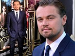 Dapper DiCaprio does it again! Leonardo cuts a suave figure at The Great Gatsby premiere as he admits he's 'taking a breather' from acting